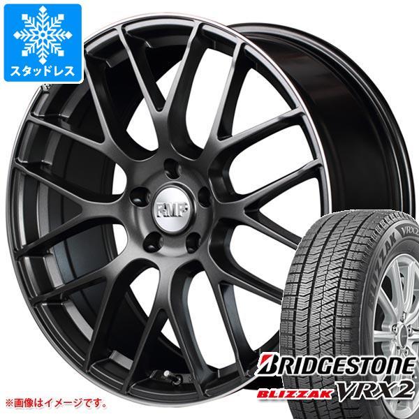 スタッドレスタイヤ ブリヂストン ブリザック VRX2 235/45R18 94Q & RMP 028F 8.0-18 タイヤホイール4本セット 235/45-18 BRIDGESTONE BLIZZAK VRX2