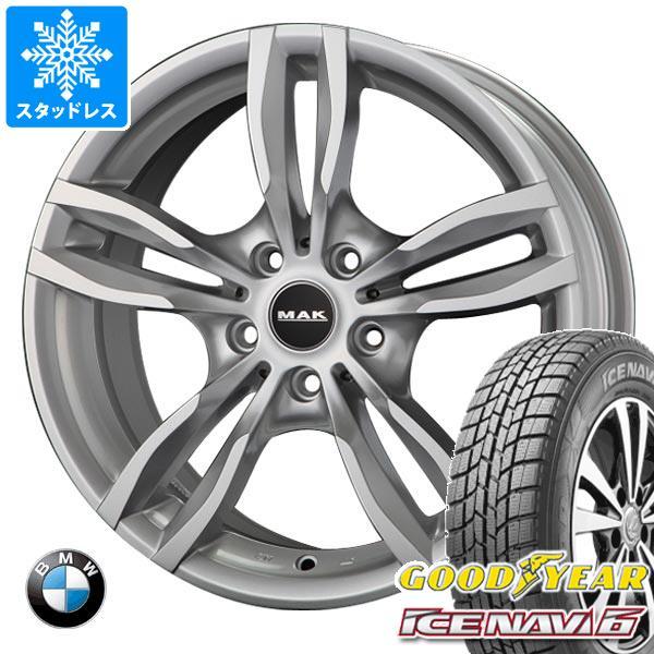 【超特価】 BMW F20 F20 1シリーズ用 スタッドレス グッドイヤー アイスナビ6 205/55R16 タイヤホイール4本セット 91Q MAK MAK ルフト タイヤホイール4本セット, TREND-I:3d0c06c3 --- kventurepartners.sakura.ne.jp