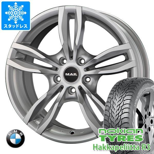 【在庫処分】 BMW F34 R3 3シリーズ用 スタッドレス ノキアン ハッカペリッタ BMW R3 225 ルフト/50R18 99R XL MAK ルフト タイヤホイール4本セット, カチーナトレーディング:500a4551 --- anekdot.xyz