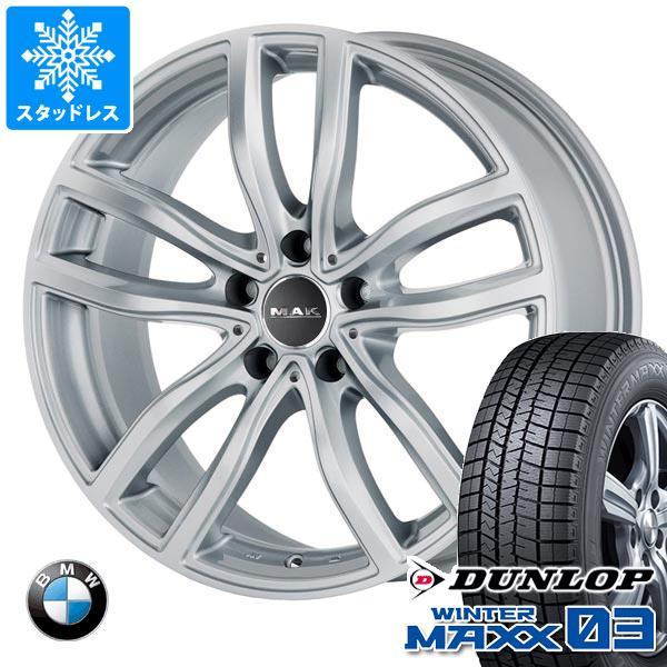 【楽天ランキング1位】 BMW F45 ファー F45/F46/F46 2シリーズ用 スタッドレス ダンロップ MAK ウインターマックス03 WM03 225/45R18 91Q MAK ファー タイヤホイール4本セット, ダンスウェアのベイシス:93fbd3b2 --- adaclinik.com