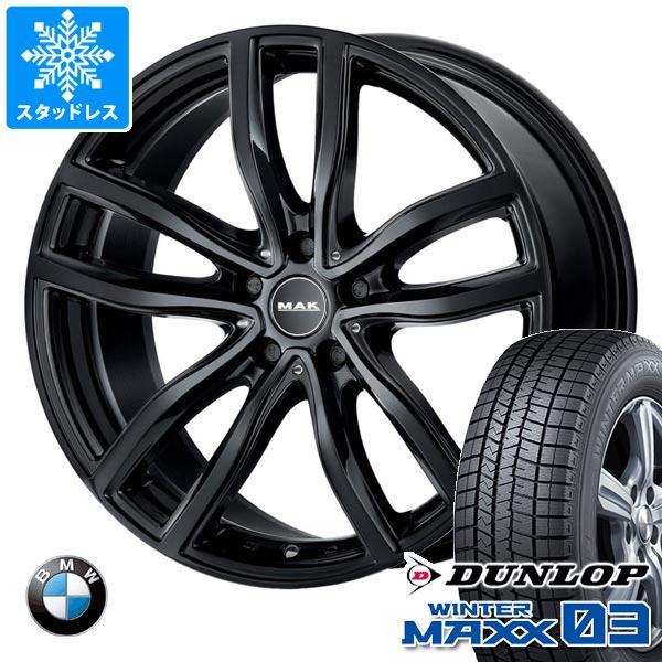 人気商品 BMW F45 WM03 ファー/F46 2シリーズ用 スタッドレス ダンロップ ウインターマックス03 WM03 225/45R18 225/45R18 91Q MAK ファー タイヤホイール4本セット, 金田町:cc056329 --- adaclinik.com