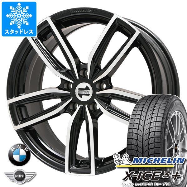 【希少!!】 BMW XL F48 225/55R17 X1用 スタッドレス ミシュラン エックスアイス3プラス 225/55R17 101H 101H XL ケレナーズ ジュニア GF5 タイヤホイール4本セット, 靴のbrilliant:40998a80 --- atakoyescortlar.com
