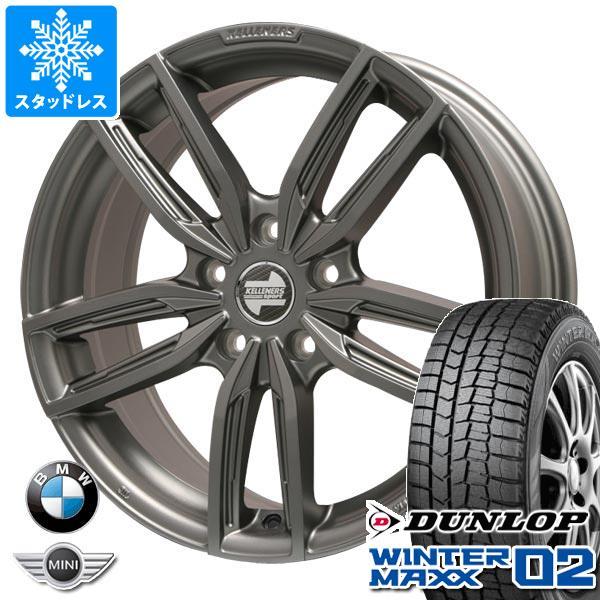 【超ポイントバック祭】 BMW G30/G31 5シリーズ用 スタッドレス ダンロップ ウインターマックス02 WM02 245/40R19 94Q ケレナーズ ジュニア GF5 MT タイヤホイール4本セット, 犬服 one's b440aa29