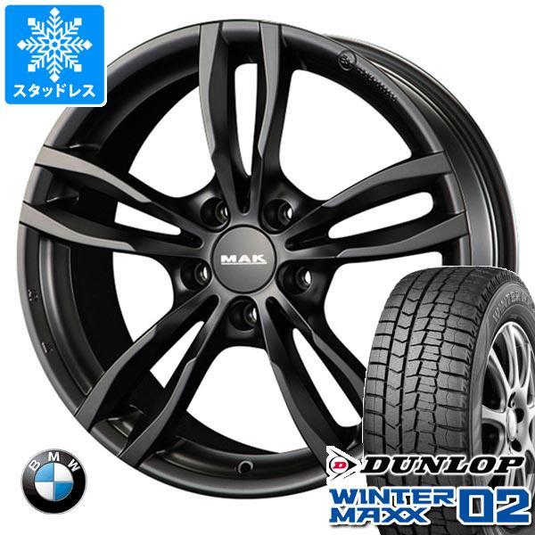 2020激安通販 BMW F22/F23 2シリーズ用 スタッドレス ダンロップ スタッドレス ウインターマックス02 WM02 F22/F23 205 WM02/55R16 91Q MAK ルフト タイヤホイール4本セット, メンズファッション アンライズ:51a2bafe --- kventurepartners.sakura.ne.jp