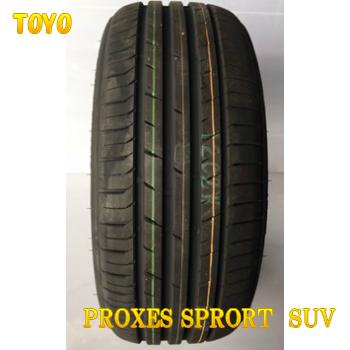 TOYO PROXES SPORT SUV 235/55R18 100V