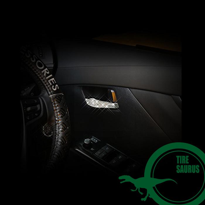 GARSON D.A.D クリスタル インナーハンドル T-B (2個セット) 【SB110】クリスタルカラー:全11色ギャルソン