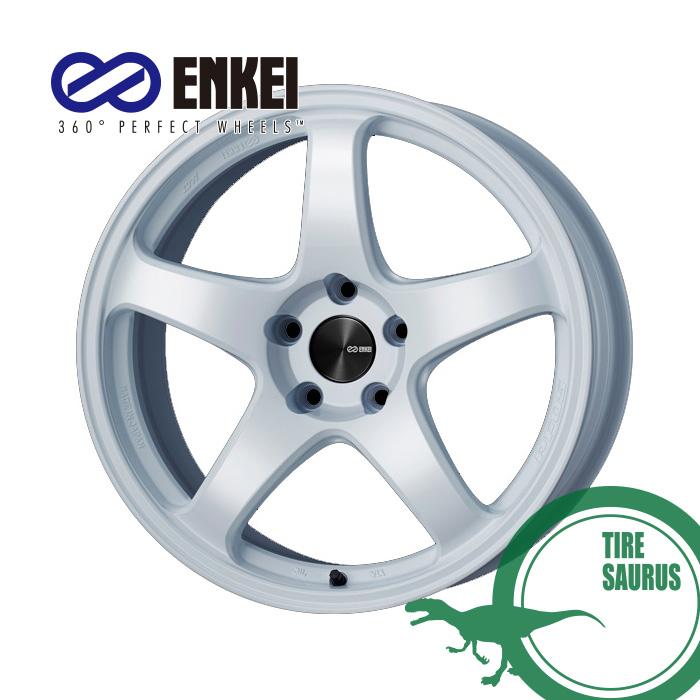 ENKEI エンケイ パフォーマンスライン PF05 18インチ 9.0J PCD100/5 +40 カラー:ホワイト(w) PerformanceLine PF05 F-Face ホイール1枚