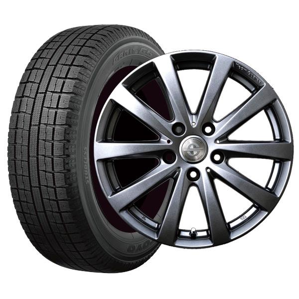 VWパサートオールトラック 225/45R18 トーヨータイヤ ガリットG5 ホイール :バラーレ 18×8.0 112/5 +44 3X172 輸入車 スタッドレス ホイールセット 4本