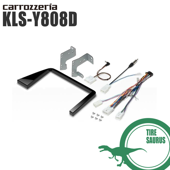 carrozzeria カロッツェリア 8型ラージサイズカーナビ 取付キット シエンタ KLS-Y808D
