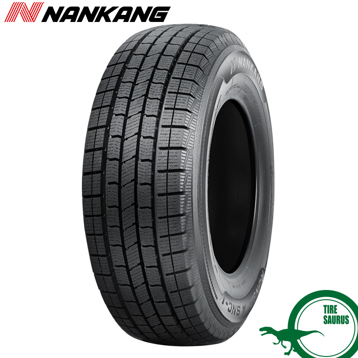 195R14 106/104N SNC-1 単品 1本 14インチ スタッドレスタイヤ 冬タイヤ ナンカン NANKANG