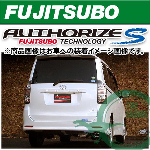 適合車種:ZRR70W ノア S 本日の目玉 Si 2WD フジツボ マフラー FUJITSUBO 360-27432 ZRR70W 2WD用 オーソライズS AUTHORIZE_S 倉