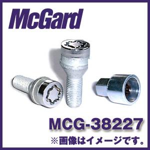 マックガード MCG-38227 4個入り 対応車種:メルセデス・ベンツ社外ホイール ロックボルトカラー:クローム【ホイールロック】