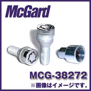 マックガード MCG-38272 4個入り 対応車種:メルセデス・ベンツ、VW純正アルミホイール ロックボルトカラー:クローム【ホイールロック】