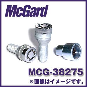 マックガード MCG-38275 4個入り 対応車種:VW(4H車) ロックボルトカラー:クローム【ホイールロック】