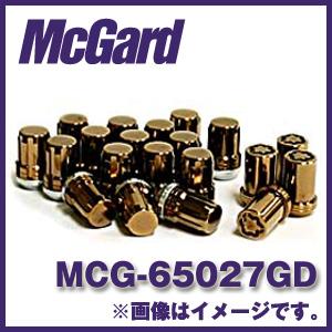 マックガード MCG-65027GD 20個入り 対応車種:ニッサン(日産)、スバル、スズキ インストレーションキットカラー:ゴールド【ホイールロック】