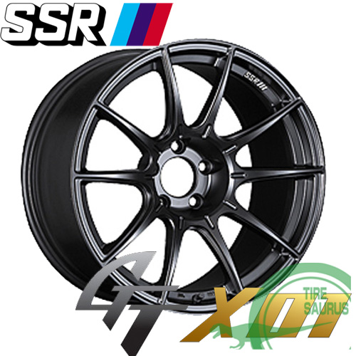 SSR(エスエスアール) GTX01 19×9.5J PCD120/5 +38 ハブ径:73φ FACE:Bタイプ カラー:フラットブラック 【ジーティーエックス ゼロワン】 注)ホイール1枚です