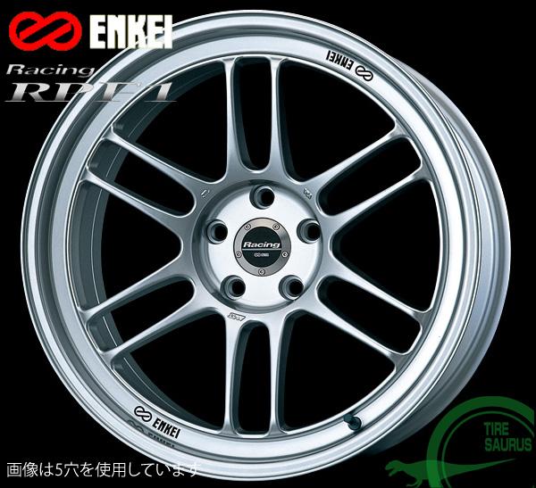 ENKEI エンケイ レーシング RPF1 16インチ 7.0J PCD100/4 +43 カラー:シルバー Racing RPF1 ホイール1枚
