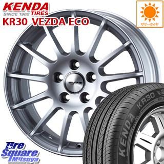 KENDA ケンダ VEZDA ECO KR30 サマータイヤ 195/55R16 WEDS IR66547R/6 ウェッズ IRVINE F01 ホイールセット 4本 16インチ 16 X 6.5(MB) +47 5穴 112