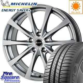 ミシュラン ENERGY SAVER + エナジーセイバープラス 正規品 サマータイヤ 175/65R15 HotStuff エクシーダー E03 4本 ホイールセット 15インチ 15 X 6 +43 5穴 114.3