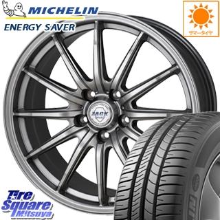 ミシュラン ENERGY SAVER ES2 エナジーセイバー 正規品 サマータイヤ 215/65R16 Japan三陽 ZACK ザック JP-812 ホイールセット 4本 16インチ 16 X 6.5 +53 5穴 114.3