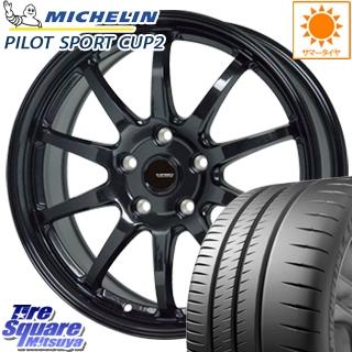 世界的に インサイト ミシュラン Pilot Sport Cup2 正規品 サマータイヤ 225/40R18 HotStuff G-SPEED G-04 ブラック ホイールセット 4本 18インチ 18 X 7.5J +38 5穴 114.3, ルームウェアバレエ コッペリア 13c31404