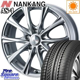 NANKANG TIRE ナンカン AS-1 サマータイヤ 235/50R18 WEDS ジョーカーマジック ホイールセット 4本 18インチ 18 X 7.5 +38 5穴 114.3