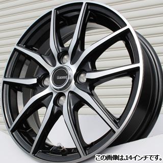 KENDA ケンダ KOMET PLUS KR23A サマータイヤ 165/50R15 HotStuff 軽量設計!G.speed P-02 ホイールセット 4本 15インチ 15 X 4.5 +45 4穴 100