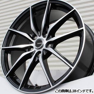 YOKOHAMA ADVAN sport V105 S サマータイヤ 225/45R18 HotStuff 軽量設計!G.speed P-02 ホイールセット 4本 18インチ 18 X 7.5 +38 5穴 114.3