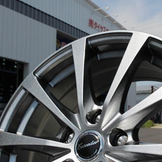 ブリヂストン REGNO レグノ GRV2 限定特価 サマータイヤ 215/60R16 HotStuff エクシーダー E03 4本 ホイールセット 16インチ 16 X 6.5 +38 5穴 114.3