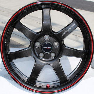 KENDA ケンダ KAISER KR20 サマータイヤ 245/35R19 HotStuff クロススピードハイパーエディション CR7 4本 ホイールセット 19インチ 19 X 8.5 +45 5穴 114.3
