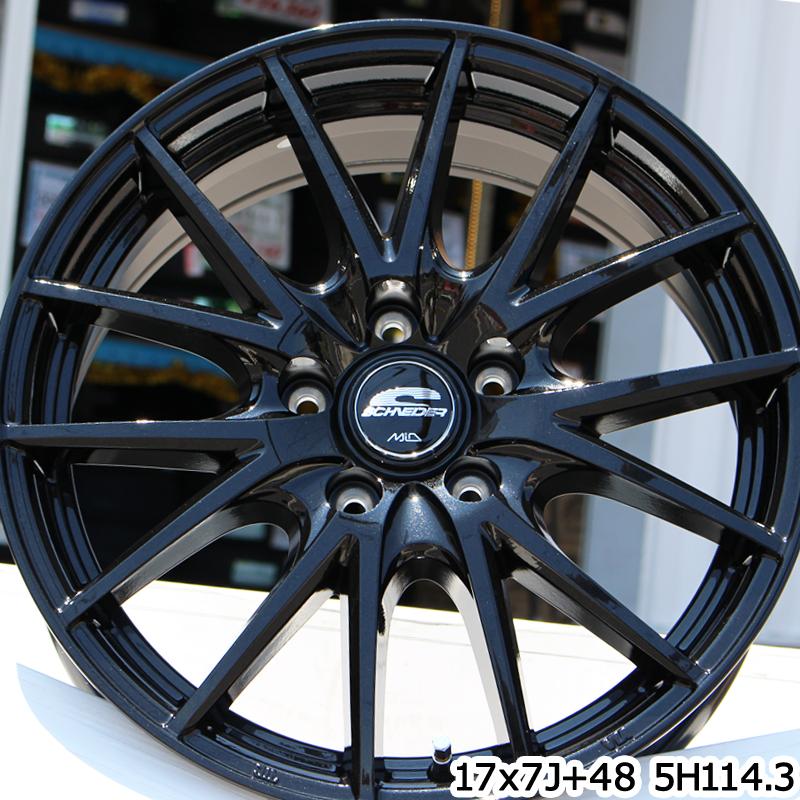 ピレリ Cinturato P1 チンチュラート P1 (数量限定特価) サマータイヤ 215/65R16 MANARAY SCHNEDER SQ27 ブラック ホイールセット 4本 16インチ 16 X 6.5 +53 5穴 114.3