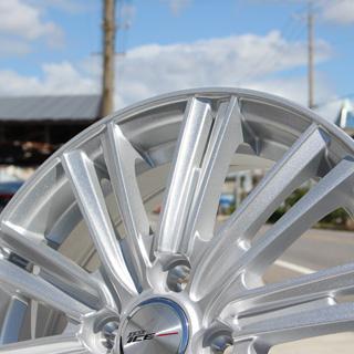 ミシュランエナジーセイバープラスサマータイヤ185/55R16WEDSジョーカーアイスホイール4本セット16インチ16X6+504穴100