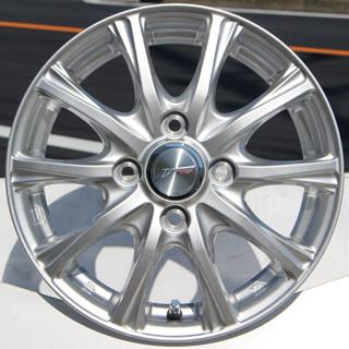 ミシュラン スタッドレスタイヤ X-ICE XI3 エックスアイス スタッドレス 165/65R14 WEDS ジョーカーマジック ホイールセット 4本 14インチ 14 X 5.5 +38 4穴 100