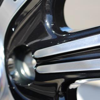 YOKOHAMA ADVAN sport V103 F サマータイヤ 245/45R18 WEDS ウェッズ RIZLEY ライツレー XS ホイールセット 4本 18インチ 18 X 7.5 +38 5穴 114.3
