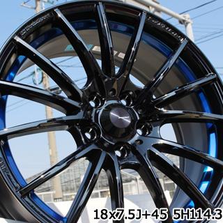 ミシュラン スタッドレスタイヤ X-ICE XI3+ スリープラス エックスアイス スタッドレス 225/60R17 WEDS WedsSport ウェッズ スポーツ SA-35R ホイールセット 4本 17インチ 17 X 7.5 +45 5穴 114.3