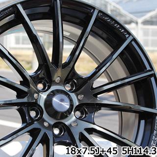 ミシュラン パイロットスポーツ4 SUV PILOT SPORT4 SUV 正規品 サマータイヤ 235/65R18 WEDS WedsSport ウェッズ スポーツ SA-35R ホイールセット 4本 18インチ 18 X 7 +47 5穴 114.3