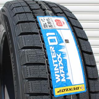 DUNLOP スタッドレスタイヤ ダンロップ WINTER MAXX 01 ウィンターマックス WM01 スタッドレス 165/55R15 MANARAY SCHNEDER シュナイダー DR-01 ホイールセット 4本 15インチ 15 X 4.5 +43 4穴 100