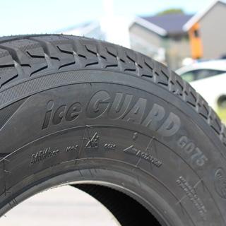 YOKOHAMA スタッドレスタイヤ ヨコハマ ice GUARD SUV アイスガード G075 スタッドレス 235/60R18 MANARAY RMP-211F ホイールセット 4本 18インチ 18 X 8 +42 5穴 114.3