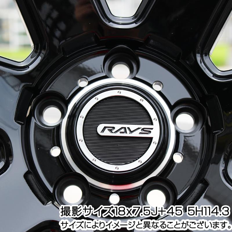 【6/25は最大26倍】 NX RAYS 【欠品次回7月末】TEAM DAYTONA デイトナ FDX F7S 5HOLE MODEL 18 X 7.5J +38 5穴 114.3YOKOHAMA ヨコハマ ジオランダー SUV G055 サマータイヤ 235/55R18