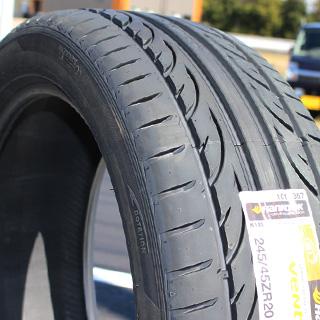 ベンタス ventusV12evo2 K120 245/40R18サマータイヤ ハンコック 4本セット タイヤのみ HANKOOK