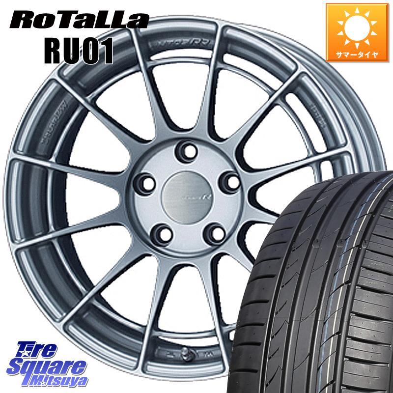 【希望者のみラッピング無料】 【3/5はスーパーSALE Rotalla 最大P37倍&1000円クーポン有】【取付対象】 レガシー NT03RR 225/55R17 ENKEI エンケイ Racing Revolution NT03RR ホイールセット 17 X 7.5J +50 5穴 114.3 Rotalla RU01【欠品時は同等商品のご提案します】サマータイヤ 225/55R17, アクセサリーと雑貨 MILESマイルズ:9ec394a5 --- zhungdratshang.org