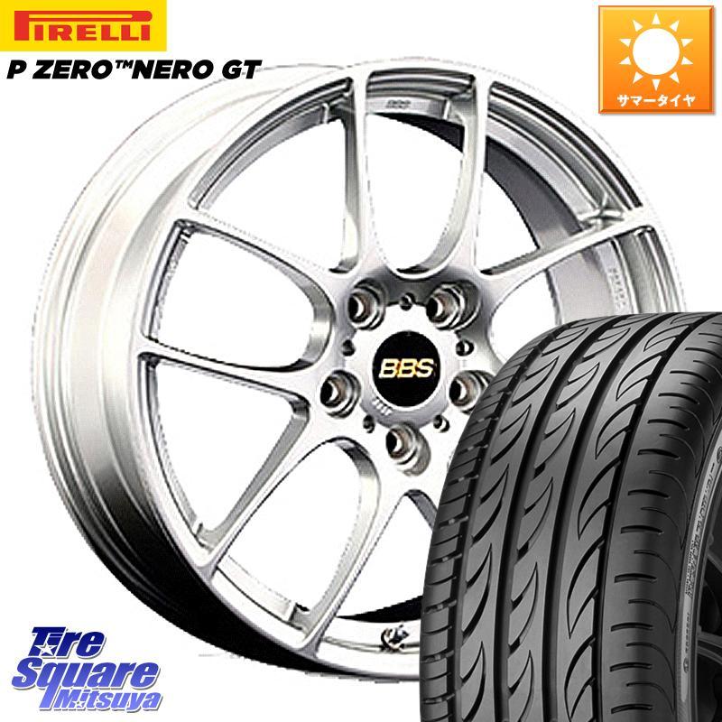 <title>RX-8 シビック 3 15はエントリーで最大25倍 取付対象 BBS RF 超激安特価 鍛造1ピース ホイールセット 18インチ 18 X 8.0J +43 5穴 114.3 ピレリ P ZERO ピーゼロ NERO ネロ GT サマータイヤ 235 40R18</title>
