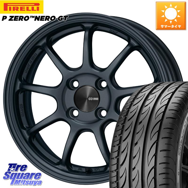 値引きする 【5/5はG/W大セール2000円クーポン発行】 ロードスター ENKEI 100 PerformanceLine ロードスター PF09 ホイール ENKEI 4本 16インチ 16 X 6.5J +38 4穴 100 ピレリ P ZERO ピーゼロ NERO ネロ GT サマータイヤ 205/45R16, わらび座オンラインショップ:58cf0774 --- borikvino.sk