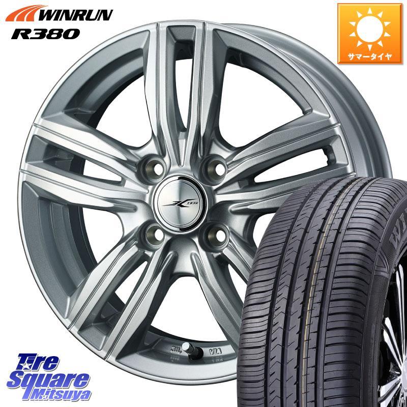 WINRUN WINRUN R380 サマータイヤ 175/65R15 WEDS 39122 ジョーカースクリュー ホイールセット 15インチ 15 X 5.5J +50 4穴 100