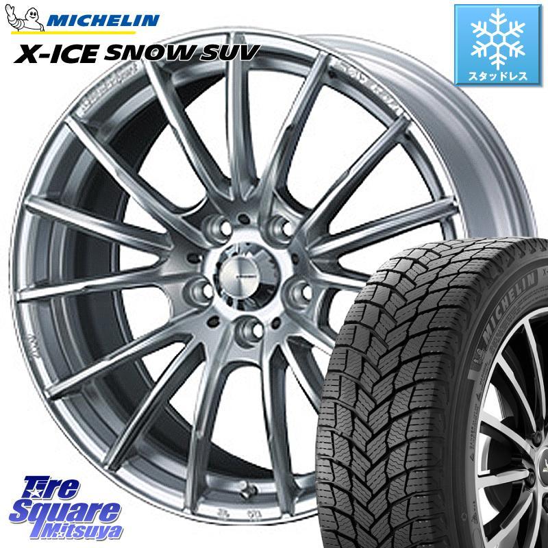 超激安 【1/10は激熱の初売りセール】【取付対象】 CR-V RAV4 ミシュラン X-ICE SNOW エックスアイススノー SUV XICE SNOW SUVスタッドレス 正規品 235/65R17 WEDS SA-35R ウェッズ スポーツ ホイールセット 17インチ 17 X 7.5J +45 5穴 114.3, SHOP MOE 6fc42b9a