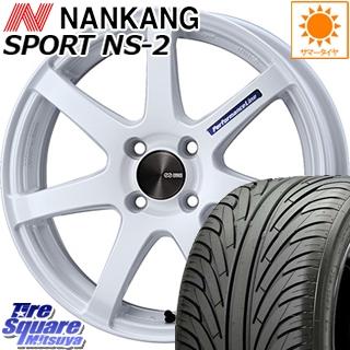 NANKANG TIRE ナンカン NS-2 サマータイヤ 165/40R16 ENKEI PerformanceLine PF07 -COLORS- ホイールセット 4本 16 X 5 +45 4穴 100