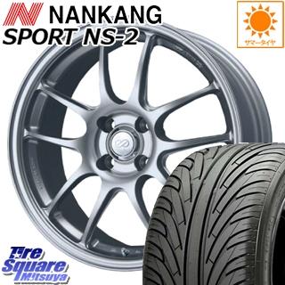 NANKANG TIRE ナンカン NS-2 サマータイヤ 195/50R16 ENKEI PerformanceLine PF01 ホイールセット 4本 16 X 7 +43 4穴 100