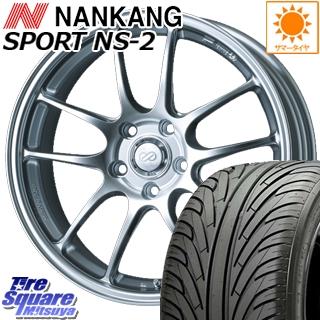 【3月10日限定Rカードde最大46倍!】 NANKANG TIRE ナンカン NS-2 サマータイヤ 245/45R18 ENKEI PerformanceLine PF01 ホイールセット 4本 18 X 8.0J +45 5穴 114.3