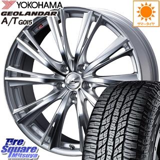 CR-V 8 5はお盆明け出荷セール WEDS 33868 レオニス WX ウェッズ Leonis ホイールセット 15インチ 15 X 全商品オープニング価格 114.3YOKOHAMA 5穴 A ジオランダー 安心の実績 高価 買取 強化中 70R15 +50 サマータイヤ G015 ヨコハマ 6.0J T 205 AT