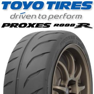 【5/15は最大37倍】 【2本以上からの販売】TOYOTIRES トーヨー プロクセス R888R PROXES サマータイヤ 185/60R14 1本価格 タイヤのみ サマータイヤ 14インチ